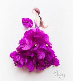 Все оттенки фиолетового