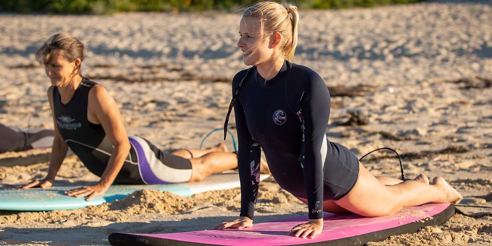 Ladies Beginner Surf Program / SOLD OUT