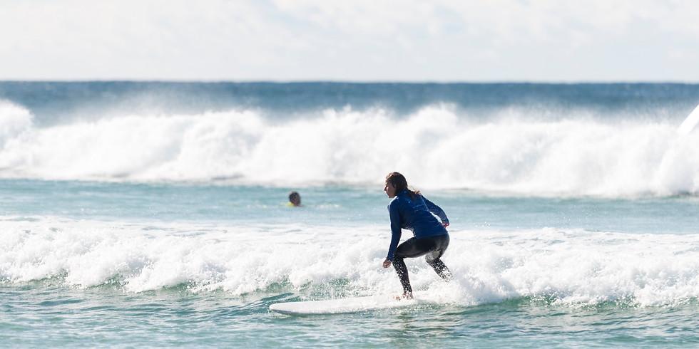 Progression Surf Program - Wednesdays