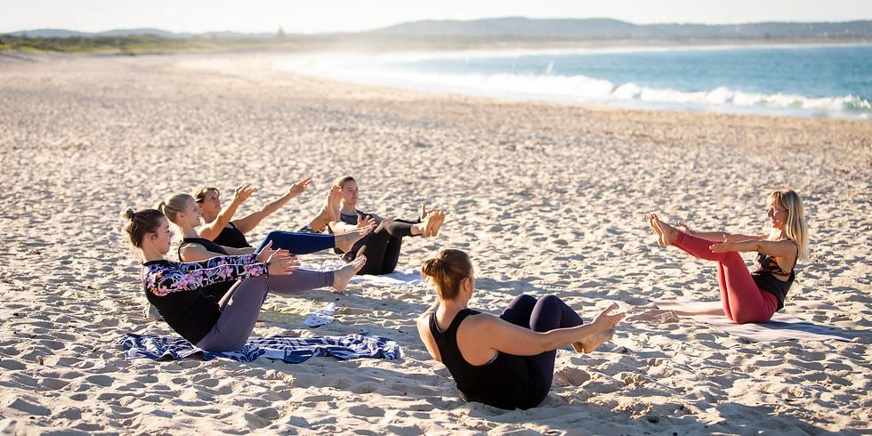 Surf Fit Yoga Program