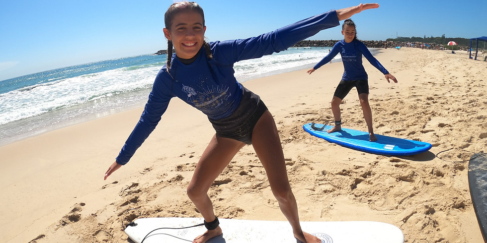 Girls Surf Program - Term 2