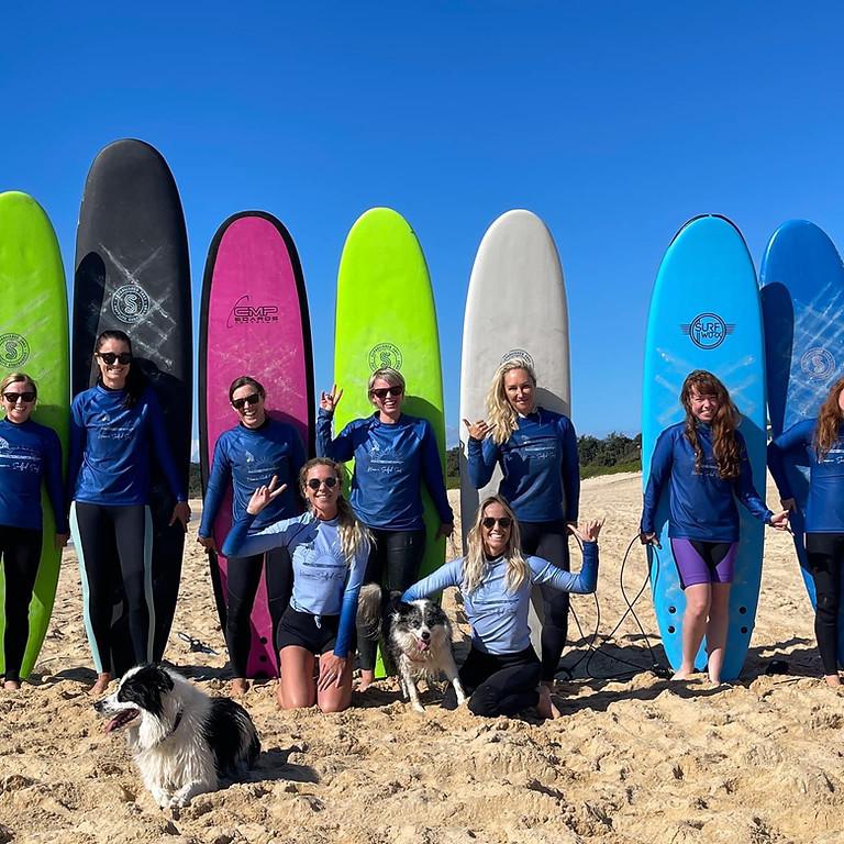 Beginners Surf Program - Thursdays