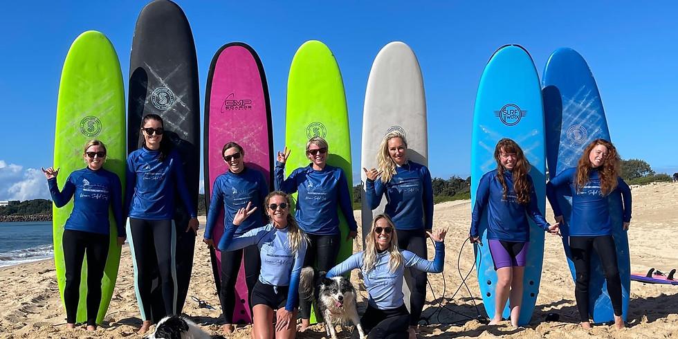 Beginners Surf Program