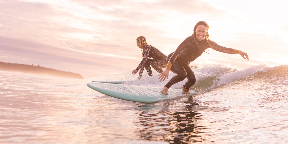 Guided Surf Sessions