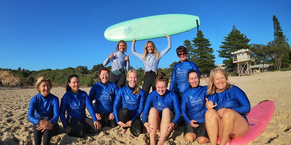 Beginners Surf Program - Saturday