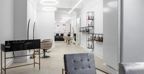 """Lichtplanung Friseur/Coiffeur """"Salon Mulier"""""""