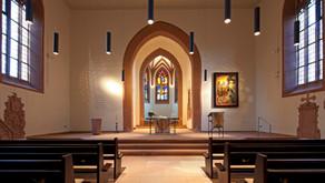 Lichtplanung Kirche Kippenheim