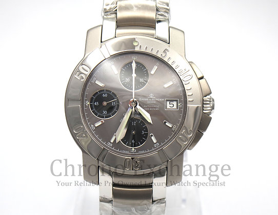 Pre Owned Baume And Mercier Capeland Chronograph