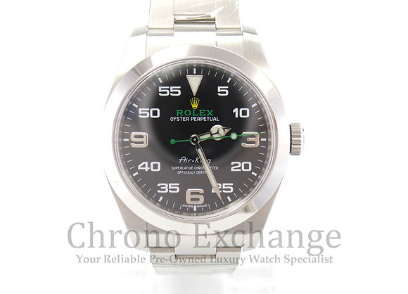 Pre Owned Rolex Oyster Perpetual Air King
