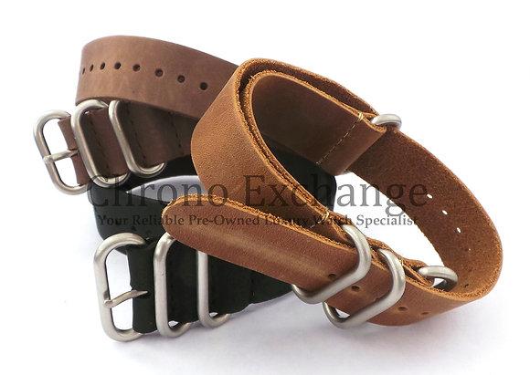 Leather Nato