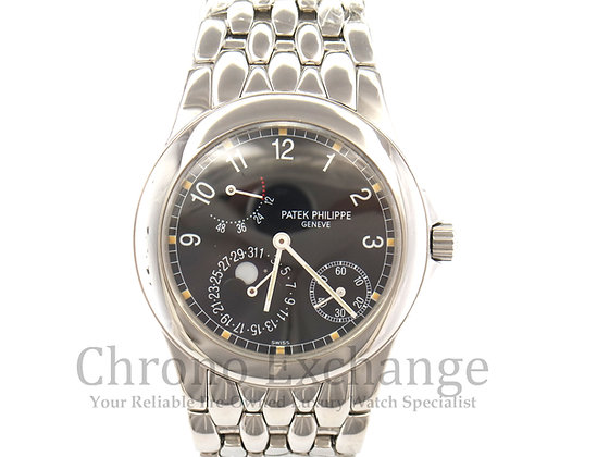 Pre-Owned Patek Philippe Power Reserve Moonphase