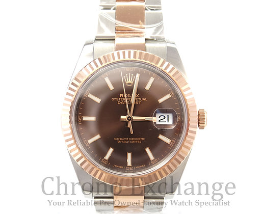 Pre Owned Rolex Datejust 2 RG/S