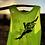 Thumbnail: MEN'S 'JACK THE DRIPPER' GRAPHIC SINGLET IN NEON GREEN