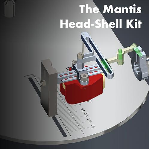 The Mantis Head-Shell Kit