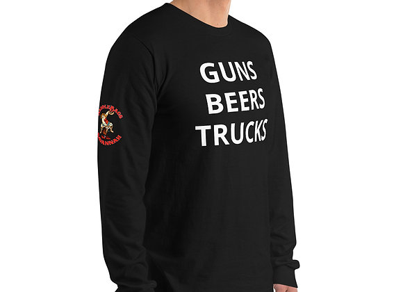 Guns Beer Trucks T-Shirt