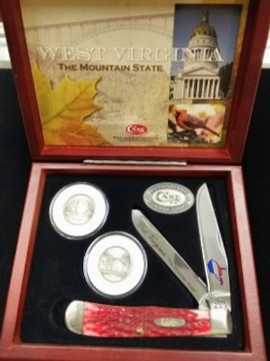 West Virginia State Trapper