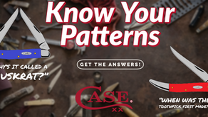 Know Your Patterns: Sod Buster