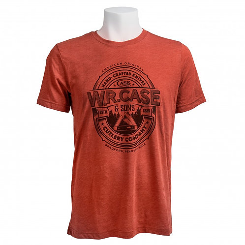 Coral Case Graphic T Shirt - Large