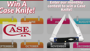 March Monthly Knife Giveaway - ENTER HERE