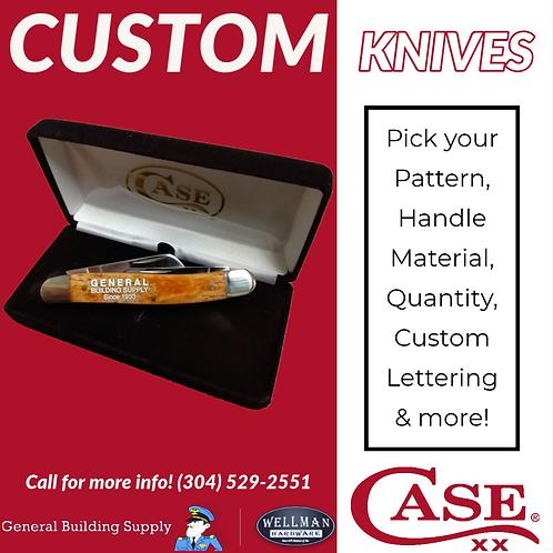 Customized Knives in Bulk!