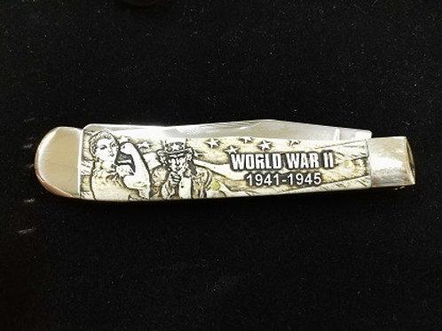 World War II Trapper