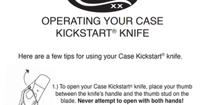 How To Operate A Case Kickstart®