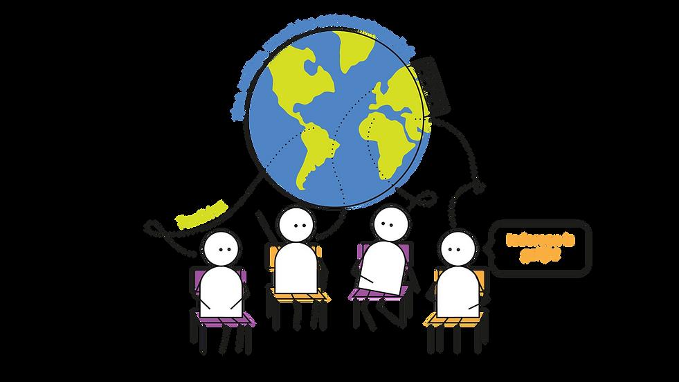 SAAM_illustraties schoolplan_De Klimboom