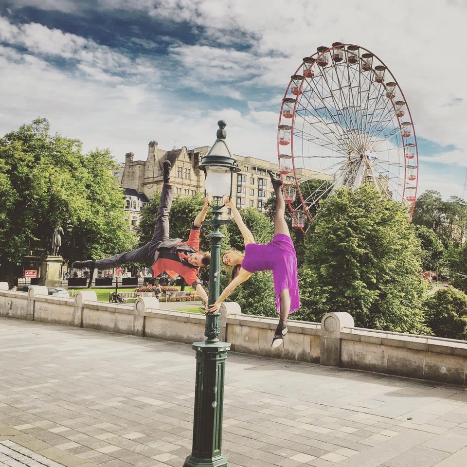 Edinburgh, Cirque Éloize
