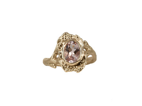 """""""Ms Morgan's dream"""" - A ring with a mission"""