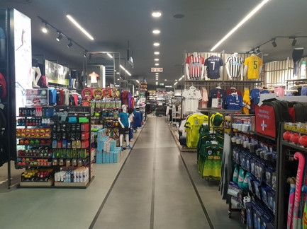 Hand Over Report Sportsmans Warehouse Sa
