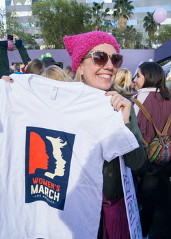 WOMENS MARCH- Los Angeles