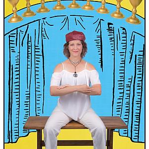 Karen Rontowski- Stand-Up Comedian/Tarot