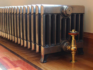 Anticípate al frío...abriga tu casa...emisores térmicos: tipos y características...