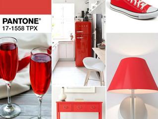 ¿Colores tendencia para 2018? Una vez más el referente mundial del color... Pantone nos pone al día.