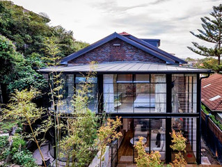 Arquitectura transparente o Glass Homes