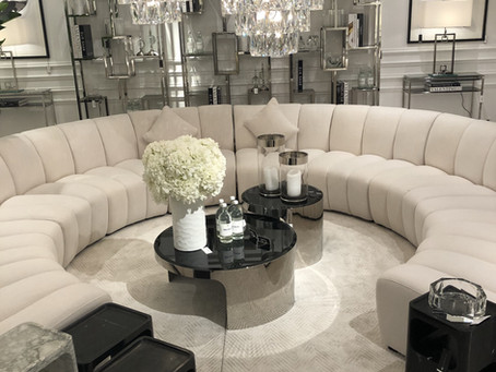 A Lounge as the Social Hub of the Home
