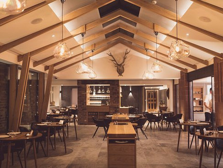 Angel Martin selected as the interior designer for Moor Hall Restaurant