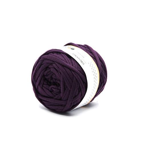 Burgundy - Fabric Yarn