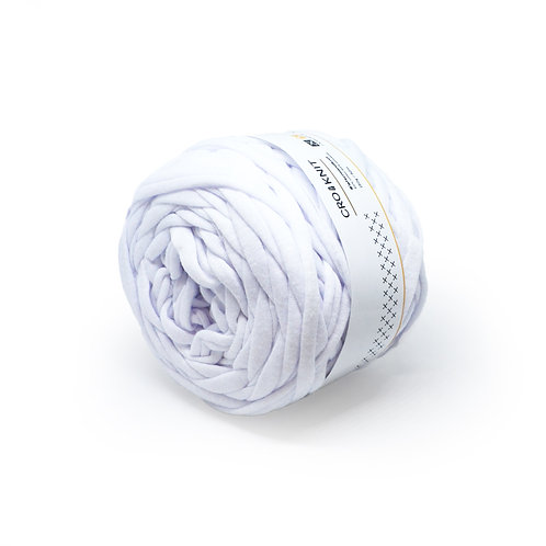Snow White - Fabric Yarn