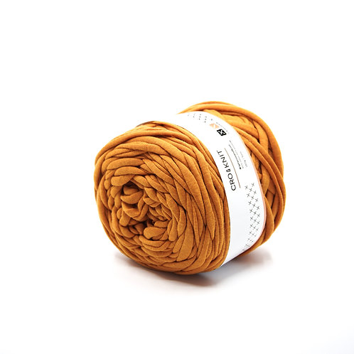 Caramel - Fabric Yarn