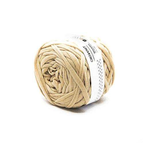 Latte - Fabric Yarn