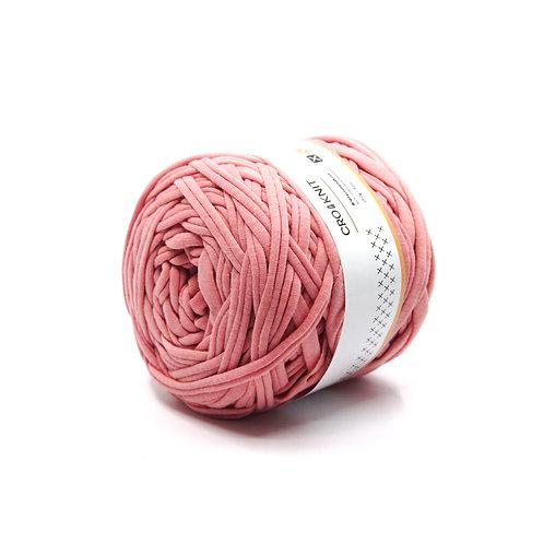 Peach - Fabric Yarn