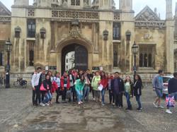 Excursion a Cambridge 2016