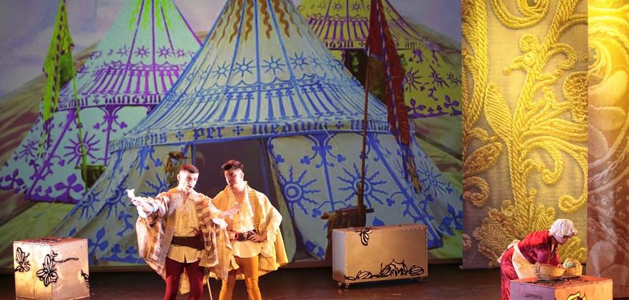 Romeo and Benvolio market scene.JPG