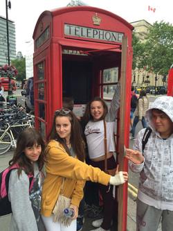 Excursión a Londres