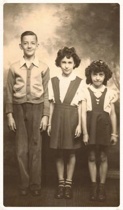 Orian Ervin, Barbara, & Marlene