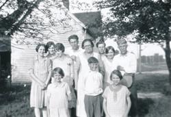 Charles F. Pleak Family