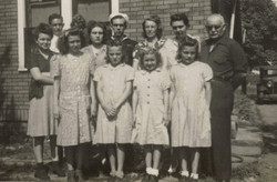 Luther Leroy Ambler Family