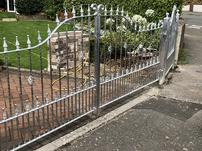 Driveway Gates and Railing