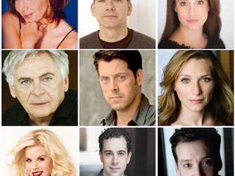 Announcing cast members joining Andrea Martin in NOISES OFF